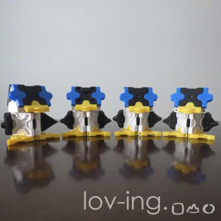 LaQペンギン4